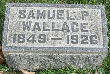WALLACE, SAMUEL P. - Stark County, Ohio | SAMUEL P. WALLACE - Ohio Gravestone Photos