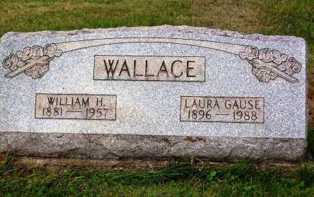 WALLACE, WILLIAM H. - Stark County, Ohio | WILLIAM H. WALLACE - Ohio Gravestone Photos