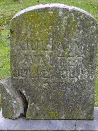 WALTER, JULIA M. - Stark County, Ohio | JULIA M. WALTER - Ohio Gravestone Photos