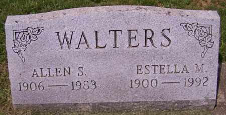 WALTERS, ALLEN S. - Stark County, Ohio | ALLEN S. WALTERS - Ohio Gravestone Photos