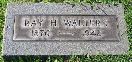 WALTERS, RAY H. - Stark County, Ohio | RAY H. WALTERS - Ohio Gravestone Photos