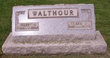 WALTHOUR, HARRY H. - Stark County, Ohio | HARRY H. WALTHOUR - Ohio Gravestone Photos