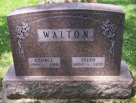 WALTON, GEORGE - Stark County, Ohio | GEORGE WALTON - Ohio Gravestone Photos