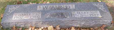 WARD, CHARLES H. - Stark County, Ohio   CHARLES H. WARD - Ohio Gravestone Photos