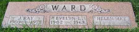 WARD, HELEN MAY - Stark County, Ohio | HELEN MAY WARD - Ohio Gravestone Photos