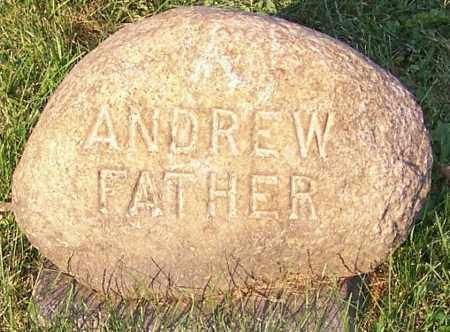 WARDWICK, ANDREW - Stark County, Ohio | ANDREW WARDWICK - Ohio Gravestone Photos