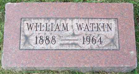 WATKIN, WILLIAM - Stark County, Ohio | WILLIAM WATKIN - Ohio Gravestone Photos