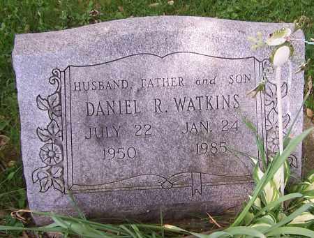 WATKINS, DANIEL R. - Stark County, Ohio | DANIEL R. WATKINS - Ohio Gravestone Photos
