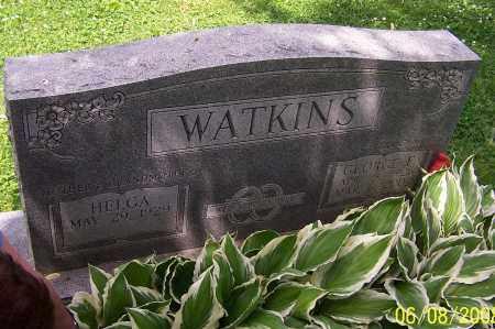 WATKINS, HELGA - Stark County, Ohio | HELGA WATKINS - Ohio Gravestone Photos