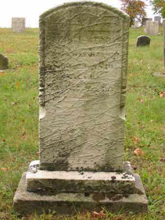 WEARY, SAMUEL - Stark County, Ohio | SAMUEL WEARY - Ohio Gravestone Photos
