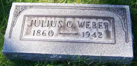 WEBER, JULIUS O. - Stark County, Ohio   JULIUS O. WEBER - Ohio Gravestone Photos