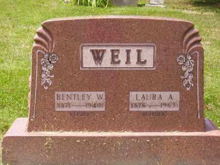 WEIL, LAURA A. - Stark County, Ohio | LAURA A. WEIL - Ohio Gravestone Photos