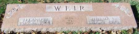 WEIR, LELAND H. - Stark County, Ohio | LELAND H. WEIR - Ohio Gravestone Photos