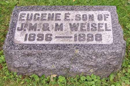 WEISEL, EUGENE E. - Stark County, Ohio | EUGENE E. WEISEL - Ohio Gravestone Photos