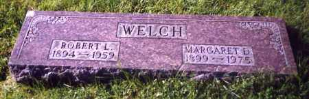 WELCH, ROBERT L. - Stark County, Ohio | ROBERT L. WELCH - Ohio Gravestone Photos