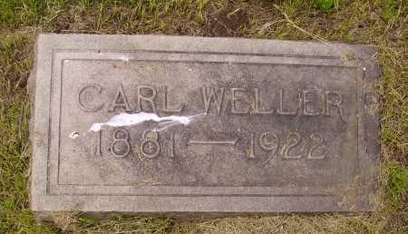 WELLER, CARL - Stark County, Ohio | CARL WELLER - Ohio Gravestone Photos