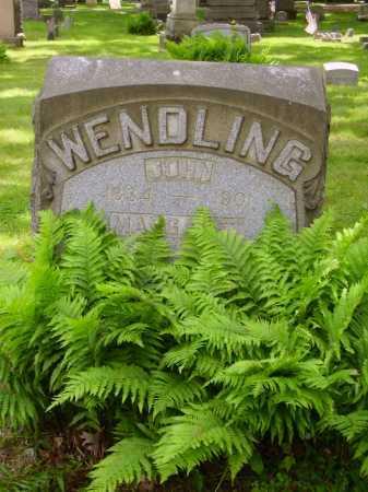 KOONTZ WENDLING, MARGARET - Stark County, Ohio | MARGARET KOONTZ WENDLING - Ohio Gravestone Photos