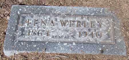 WERLEY, LENA - Stark County, Ohio | LENA WERLEY - Ohio Gravestone Photos