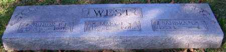 WEST, JUNIOR F. - Stark County, Ohio | JUNIOR F. WEST - Ohio Gravestone Photos