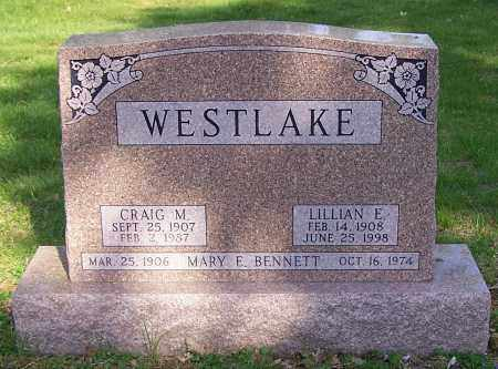 WESTLAKE, LILLIAN E. - Stark County, Ohio | LILLIAN E. WESTLAKE - Ohio Gravestone Photos
