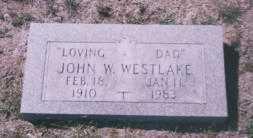 WESTLAKE, JOHN WILLIAM - Stark County, Ohio | JOHN WILLIAM WESTLAKE - Ohio Gravestone Photos