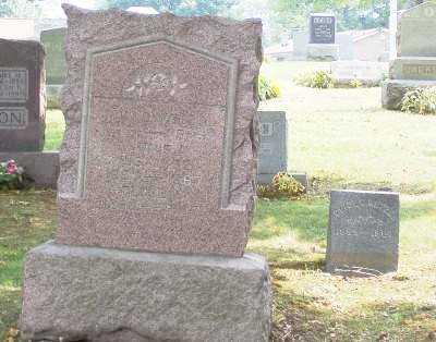 WETZEL, JOHN - Stark County, Ohio | JOHN WETZEL - Ohio Gravestone Photos