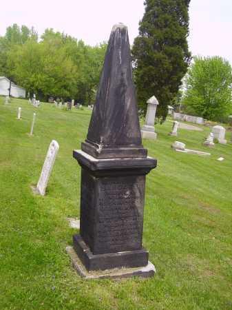 WEYGANDT FAMILY, MONUMENT - Stark County, Ohio | MONUMENT WEYGANDT FAMILY - Ohio Gravestone Photos
