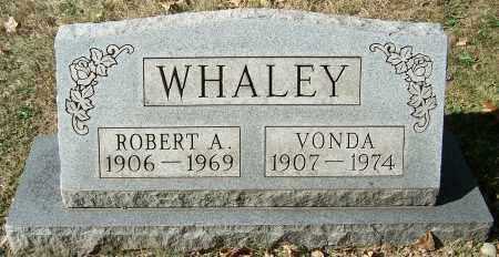 WHALEY, VONDA - Stark County, Ohio   VONDA WHALEY - Ohio Gravestone Photos