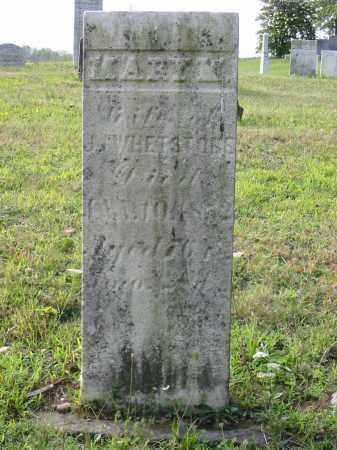 WHETSTONE, MARY M - Stark County, Ohio | MARY M WHETSTONE - Ohio Gravestone Photos