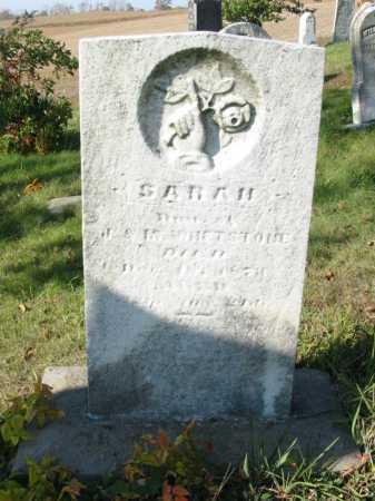 WHETSTONE, SARAH - Stark County, Ohio | SARAH WHETSTONE - Ohio Gravestone Photos