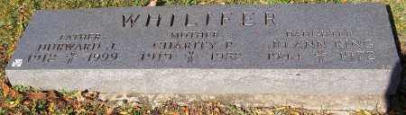 WHILIFER, CHARITY P. - Stark County, Ohio | CHARITY P. WHILIFER - Ohio Gravestone Photos