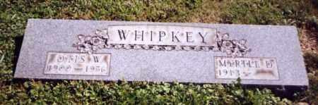 WHIPKEY, MYRTLE D. - Stark County, Ohio | MYRTLE D. WHIPKEY - Ohio Gravestone Photos