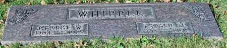 WHIPPLE, GEORGE W. - Stark County, Ohio | GEORGE W. WHIPPLE - Ohio Gravestone Photos