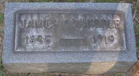 WHIPPLE, JAMES C. - Stark County, Ohio   JAMES C. WHIPPLE - Ohio Gravestone Photos