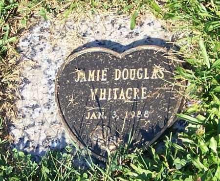 WHITACRE, JAMIE DOUGLAS - Stark County, Ohio | JAMIE DOUGLAS WHITACRE - Ohio Gravestone Photos