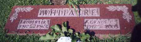 WHITACRE, ROBERT R. - Stark County, Ohio | ROBERT R. WHITACRE - Ohio Gravestone Photos