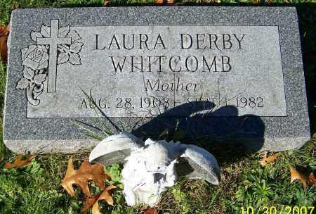WHITCOMB, LAURA DERBY - Stark County, Ohio   LAURA DERBY WHITCOMB - Ohio Gravestone Photos