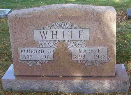 WHITE, MARY F. - Stark County, Ohio   MARY F. WHITE - Ohio Gravestone Photos