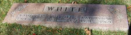 WHITE, GEORGE R. - Stark County, Ohio   GEORGE R. WHITE - Ohio Gravestone Photos