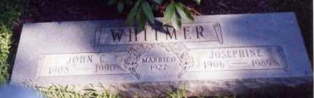 WHITMER, JOSEPHINE - Stark County, Ohio | JOSEPHINE WHITMER - Ohio Gravestone Photos
