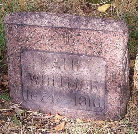 WHITMER, KATIE - Stark County, Ohio   KATIE WHITMER - Ohio Gravestone Photos