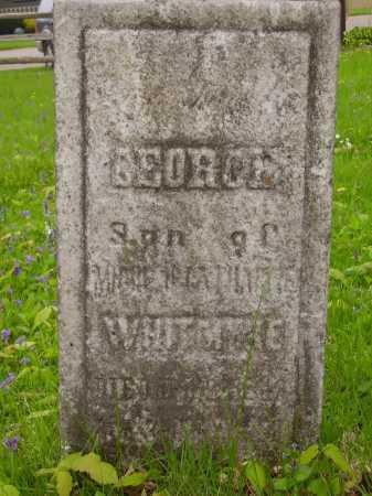 WHITMIRE, GEORGE - Stark County, Ohio | GEORGE WHITMIRE - Ohio Gravestone Photos