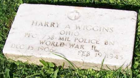 WIGGINS, HARRY A. - Stark County, Ohio   HARRY A. WIGGINS - Ohio Gravestone Photos