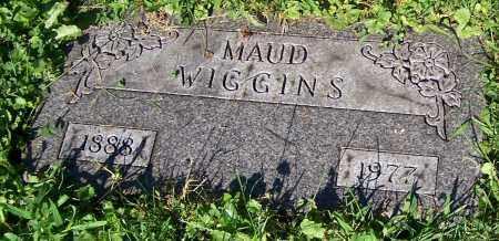 WIGGINS, MAUD - Stark County, Ohio | MAUD WIGGINS - Ohio Gravestone Photos