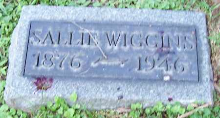 WIGGINS, SALLIE - Stark County, Ohio | SALLIE WIGGINS - Ohio Gravestone Photos