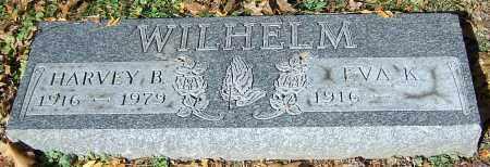 WILHELM, EVA K. - Stark County, Ohio   EVA K. WILHELM - Ohio Gravestone Photos