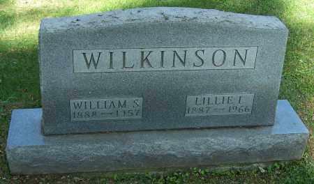 WILKINSON, LILLIE L. - Stark County, Ohio | LILLIE L. WILKINSON - Ohio Gravestone Photos