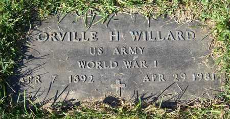 WILLARD, ORVILLE H. - Stark County, Ohio   ORVILLE H. WILLARD - Ohio Gravestone Photos