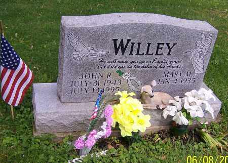 WILLEY, JOHN R. - Stark County, Ohio | JOHN R. WILLEY - Ohio Gravestone Photos