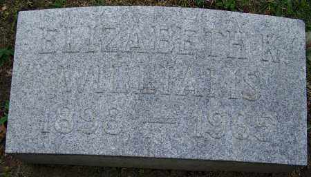 WILLIAMS, ELIZABETH K. - Stark County, Ohio | ELIZABETH K. WILLIAMS - Ohio Gravestone Photos